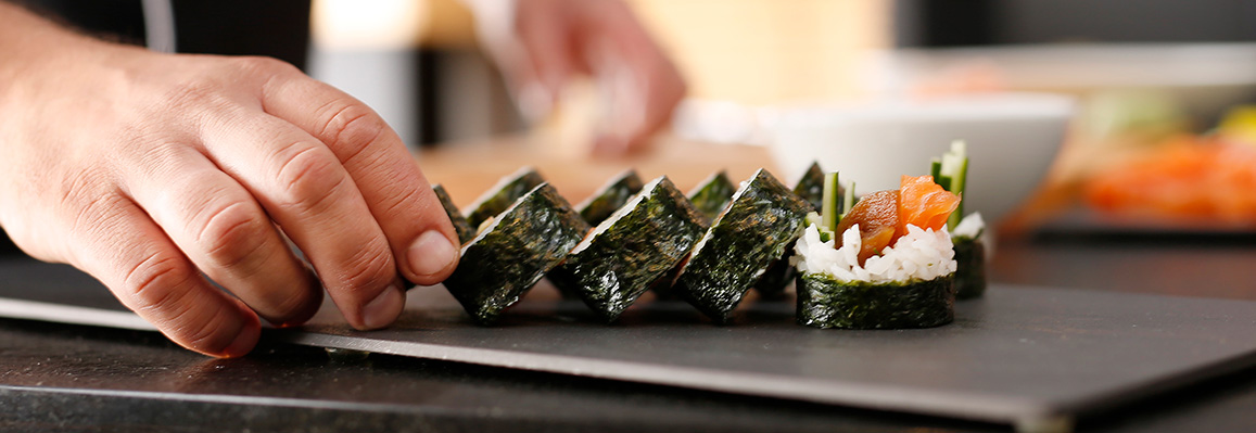 Best Sushi Delivery Dubai